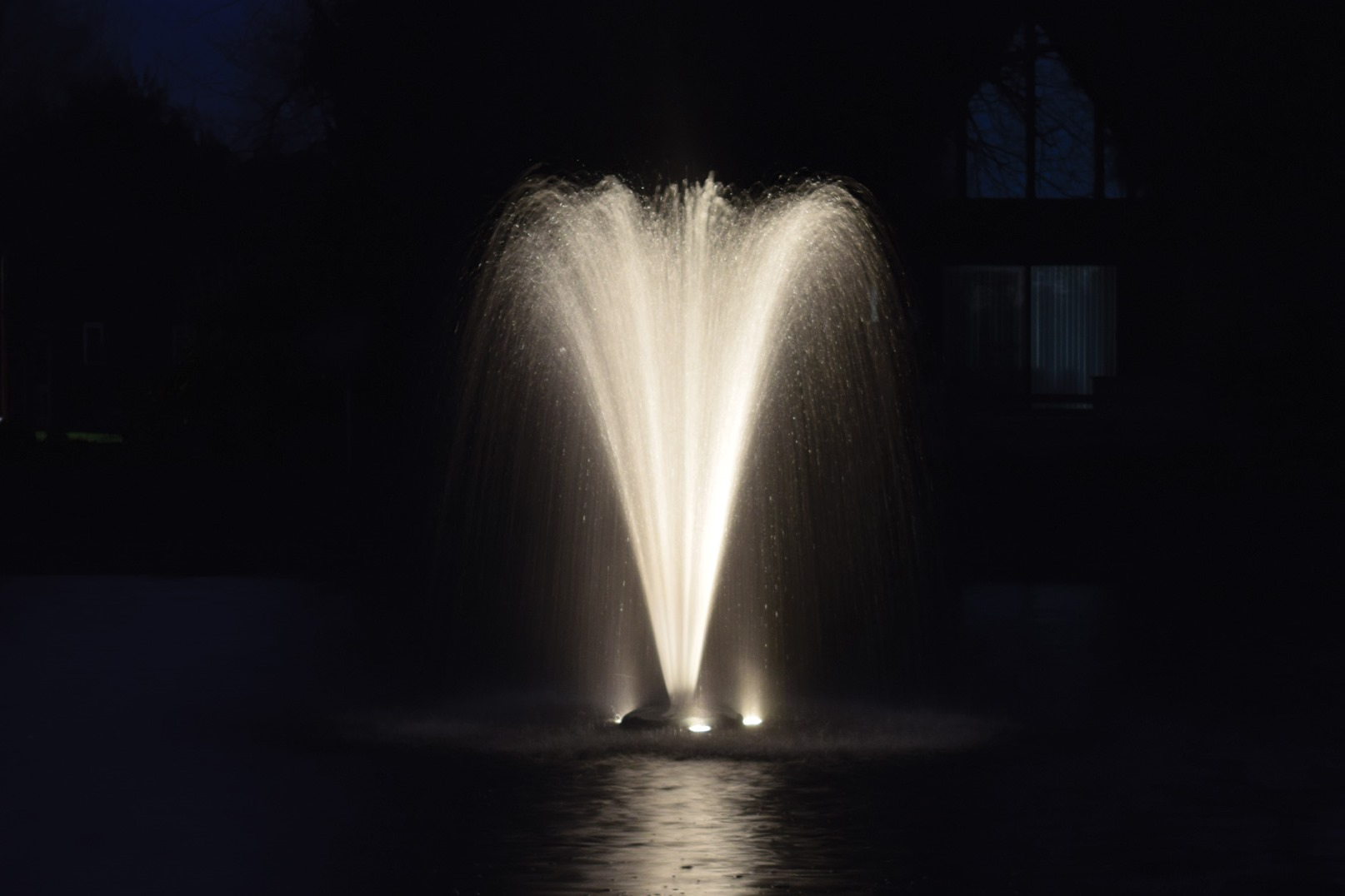 Easypro 2 Light Warm White Led Fountain Kits